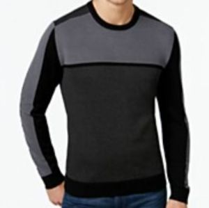 Alfani Men's Large Colorblocked Sweater